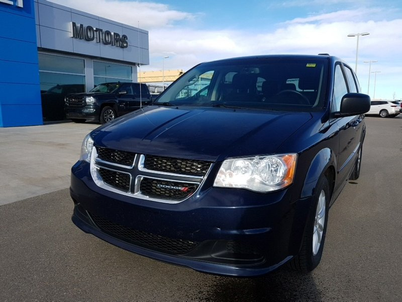 2014 Dodge Grand Caravan for sale in Fort Macleod, Alberta