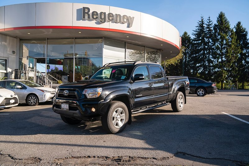 2015 Toyota Tacoma for sale in Vancouver, British Columbia