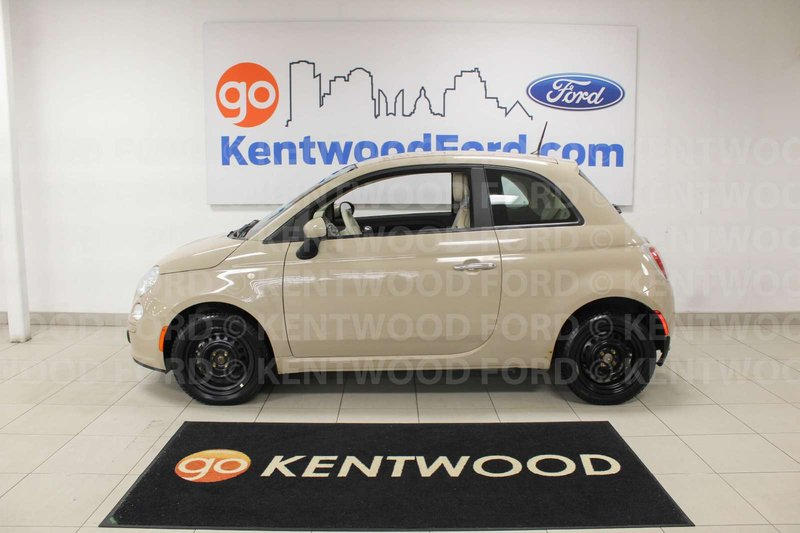 2012 Fiat 500 for sale in Edmonton, Alberta