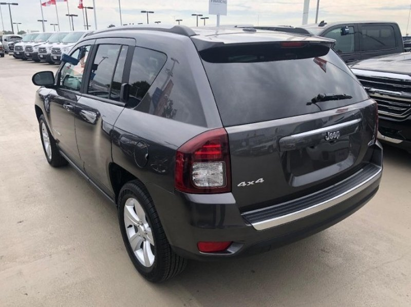 2016 Jeep Compass for sale in Vancouver, British Columbia