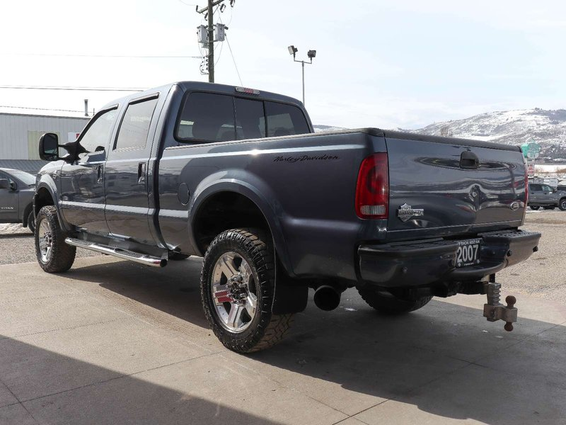 2007 Ford Super Duty F-350 SRW for sale in Vernon, British Columbia