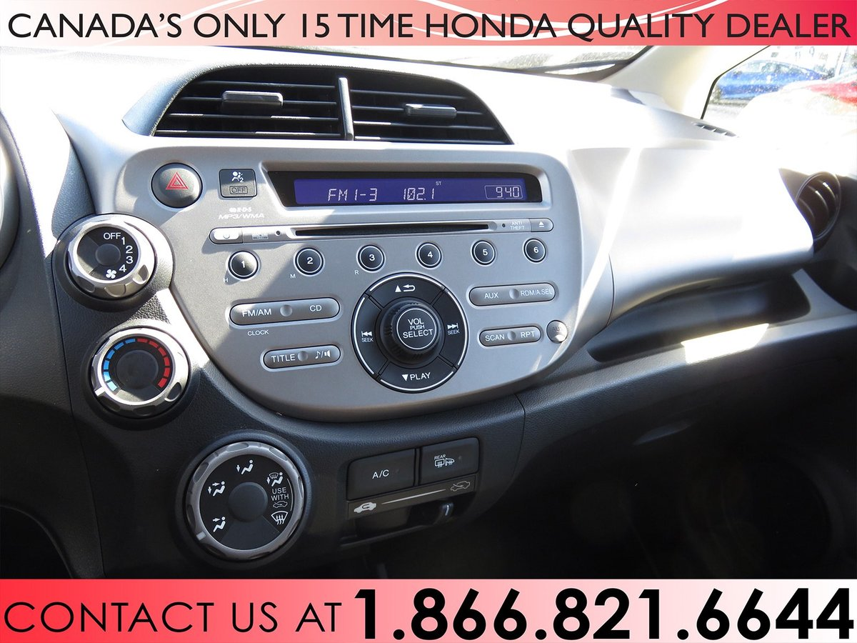 2014 Honda Fit for sale in Hamilton, Ontario