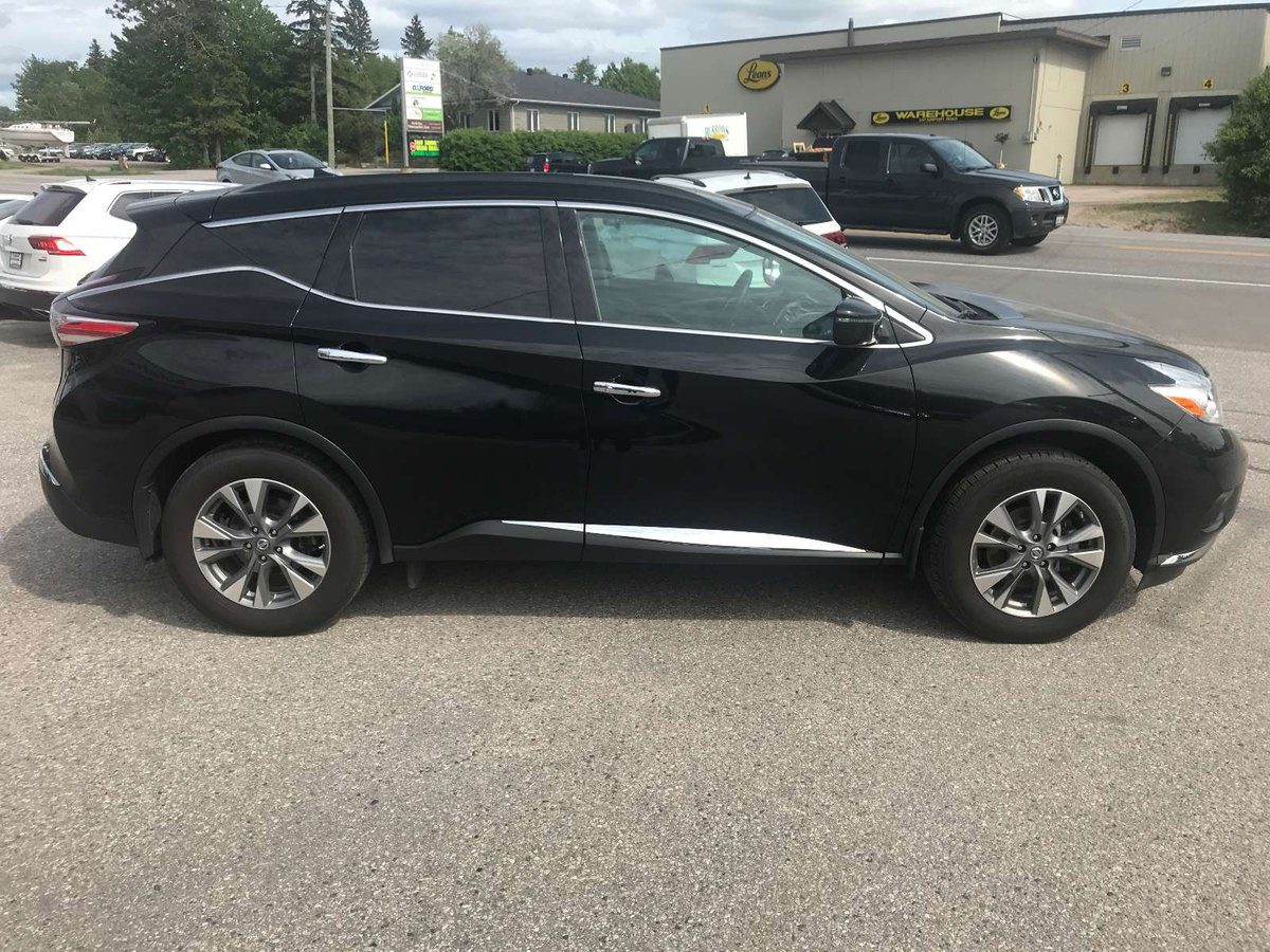 2016 Nissan Murano for sale in North Bay, Ontario
