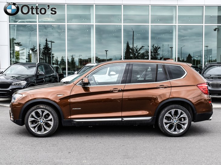 2017 Bmw X3 For Sale In Ottawa Ontario