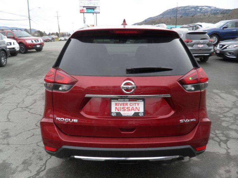 2019 Nissan Rogue for sale in Kamloops, British Columbia