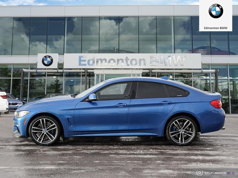 2016 BMW 4 Series for sale in Edmonton, Alberta