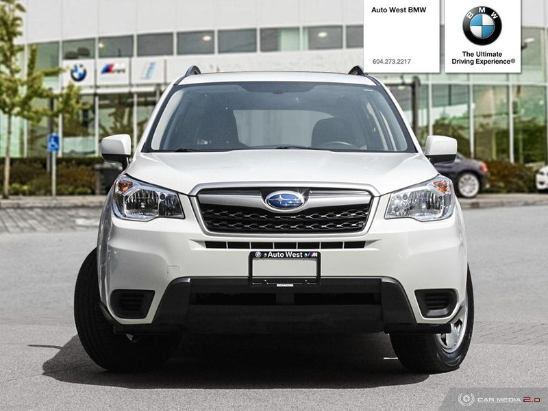 2016 Subaru Forester for sale in Richmond, British Columbia