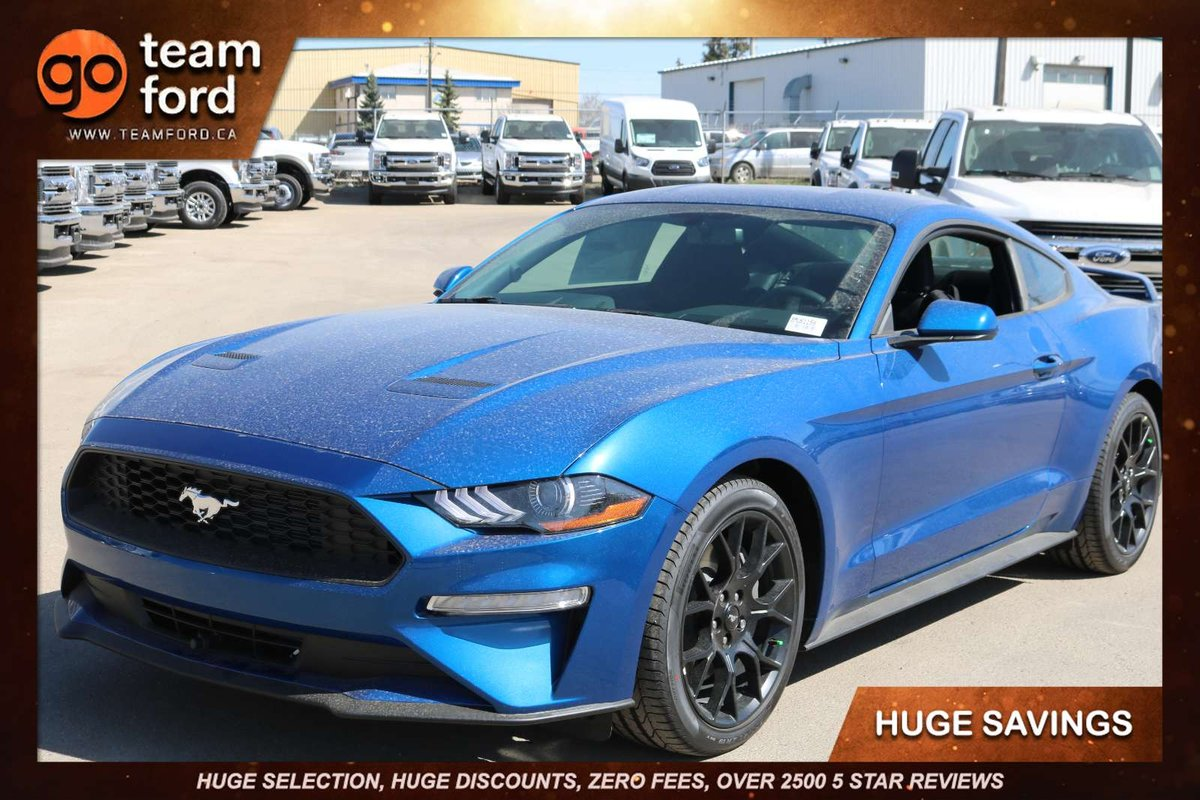 2018 ford mustang for sale in edmonton alberta