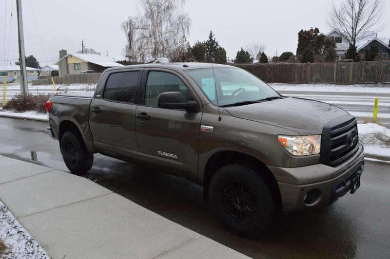 2013 Toyota Tundra for sale in Kamloops, British Columbia