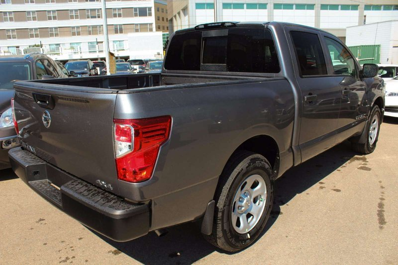 2017 Nissan Titan for sale in Edmonton, Alberta