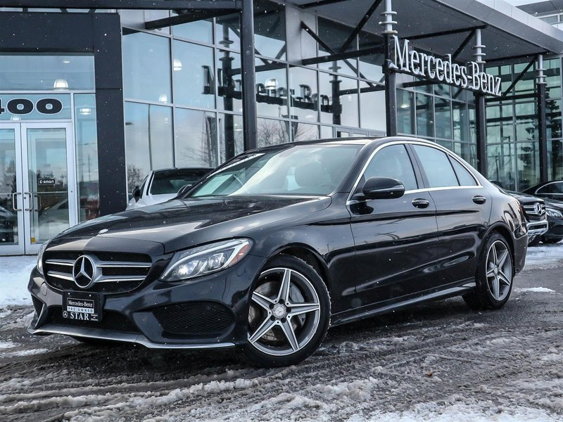 2016 Mercedes-Benz C-Class for sale in Ottawa, Ontario