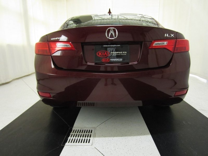 2015 Acura ILX for sale in Winnipeg, Manitoba