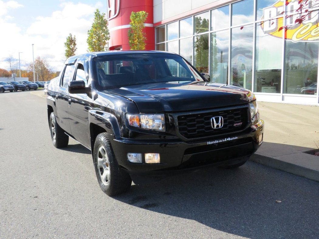 Honda Ridgeline A Vendre >> 2006 Honda Ridgeline For Sale In Quebec
