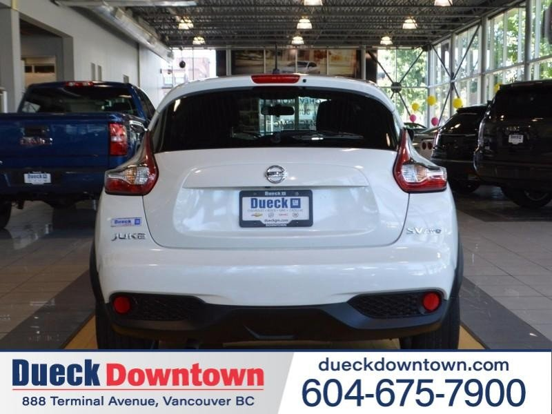2016 Nissan JUKE for sale in Vancouver, British Columbia