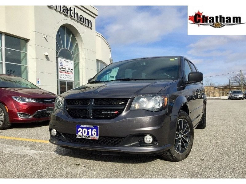 2016 Dodge Grand Caravan for sale in Chatham, Ontario