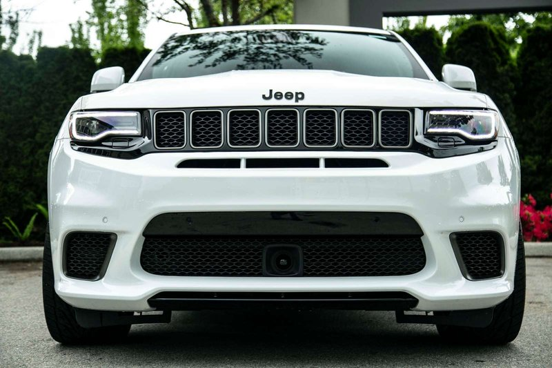 2018 Jeep Grand Cherokee for sale in Langley, British Columbia