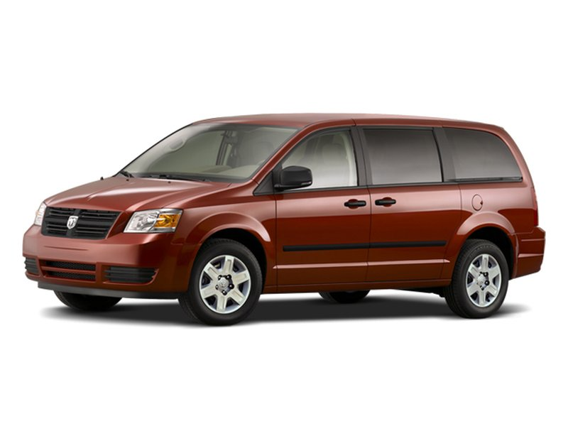 2008 Dodge Grand Caravan for sale in Calgary, Alberta