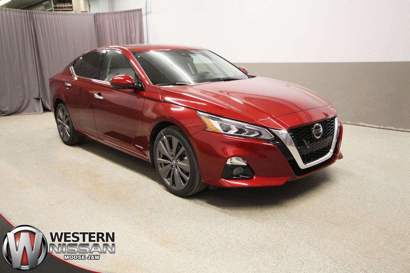2019 Nissan Altima for sale in Moose Jaw, Saskatchewan