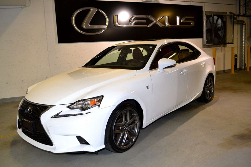 2016 Lexus IS 200T for sale in Vancouver, British Columbia