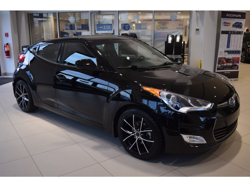 2012 Hyundai Veloster for sale in Calgary, Alberta
