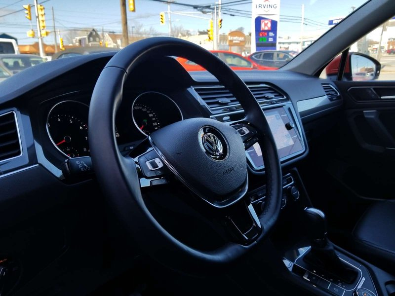 2018 Volkswagen Tiguan for sale in Sydney, Nova Scotia
