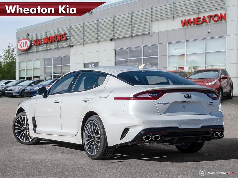 2019 Kia Stinger for sale in Regina, Saskatchewan