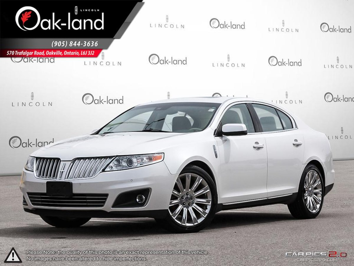 2010 Lincoln MKS for sale in Oakville, Ontario