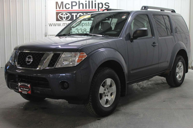 2012 Nissan Pathfinder for sale in Winnipeg, Manitoba