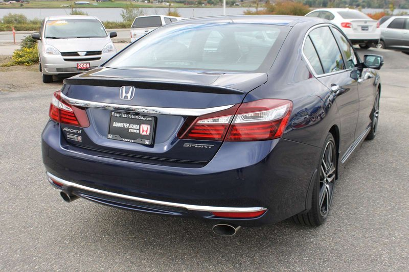 2016 Honda Accord Sedan for sale in Vernon, British Columbia