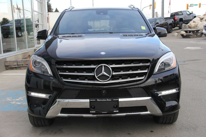 2015 Mercedes-Benz M-Class for sale in Kamloops, British Columbia