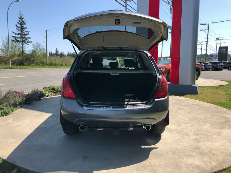 2007 Nissan Murano for sale in Campbell River, British Columbia