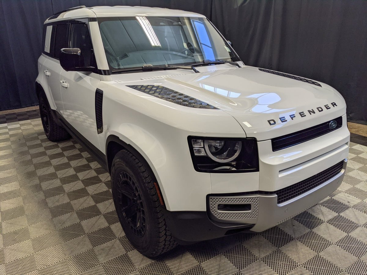 2021 Land Rover Defender for sale in Calgary