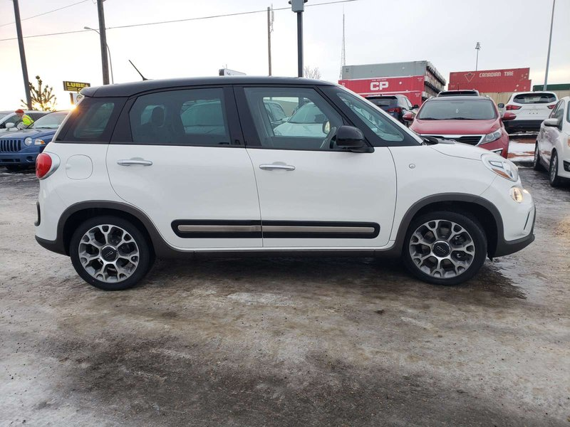 2014 Fiat 500L for sale in Edmonton, Alberta