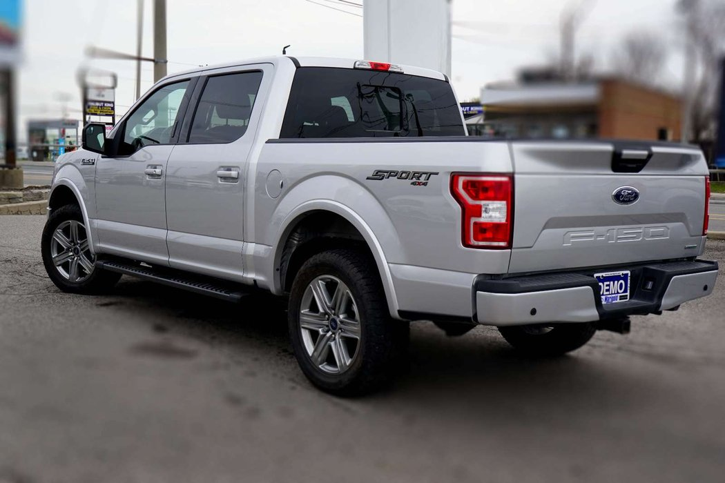 2018 Ford F-150 for sale in Whitby