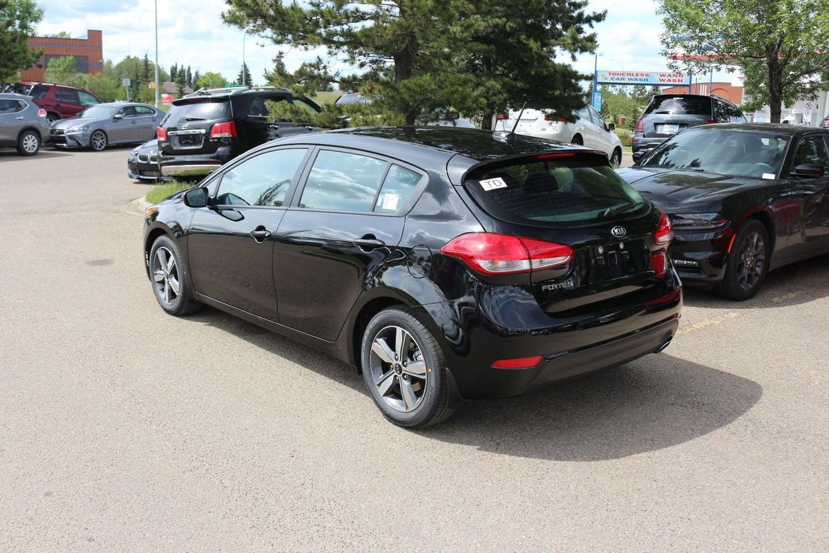 2018 Kia Forte5 for sale in Edmonton, Alberta