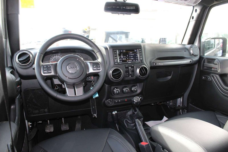 2018 Jeep WRANGLER JK UNLIMITED for sale in Peace River, Alberta