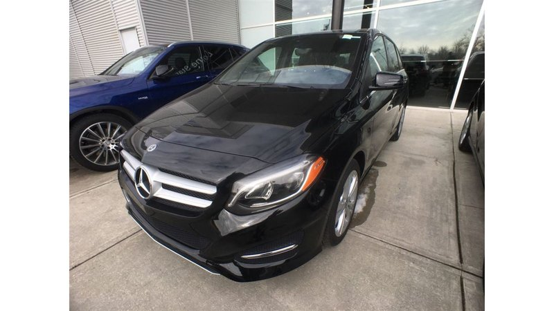 2018 Mercedes-Benz B-Class for sale in Calgary, Alberta