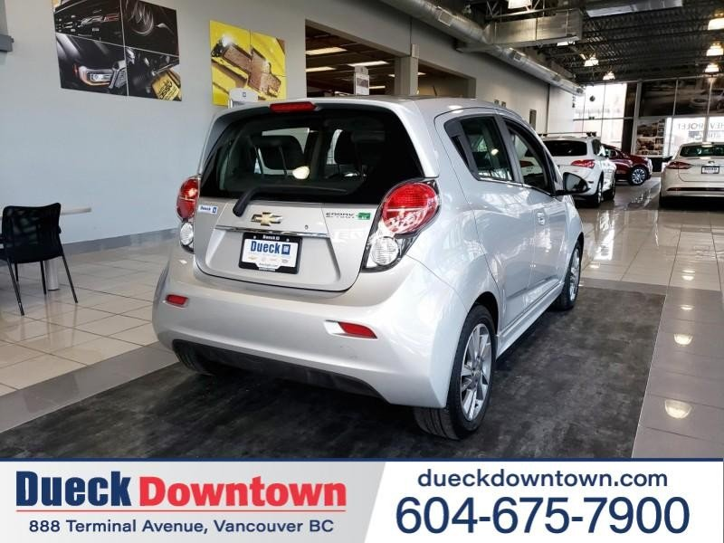 2015 Chevrolet Spark EV for sale in Vancouver, British Columbia