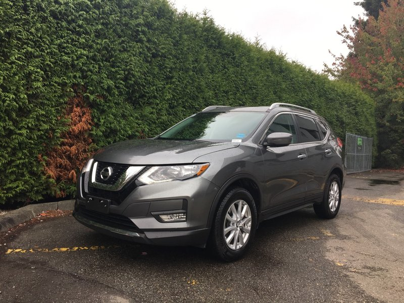 2017 Nissan Rogue for sale in Surrey, British Columbia