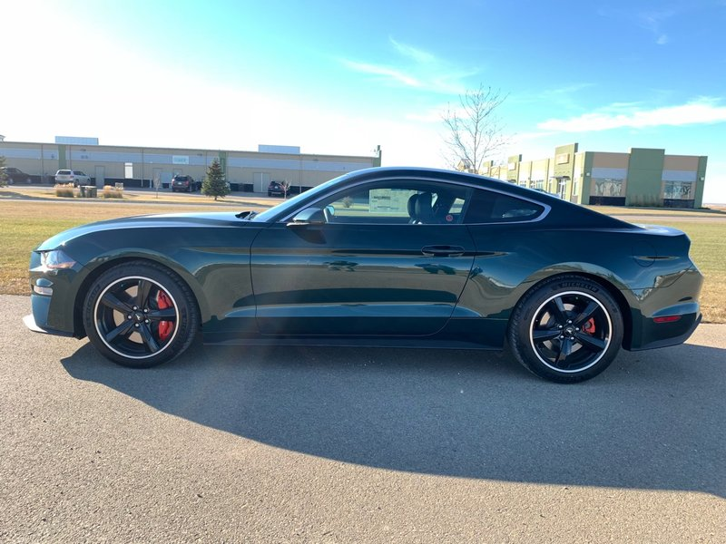 2019 Ford Mustang for sale in Humboldt, Saskatchewan