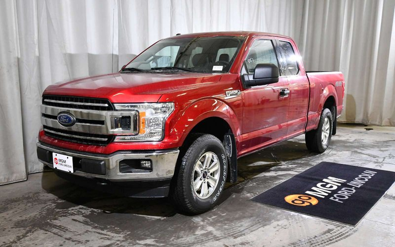 2018 Ford F-150 for sale in Red Deer, Alberta