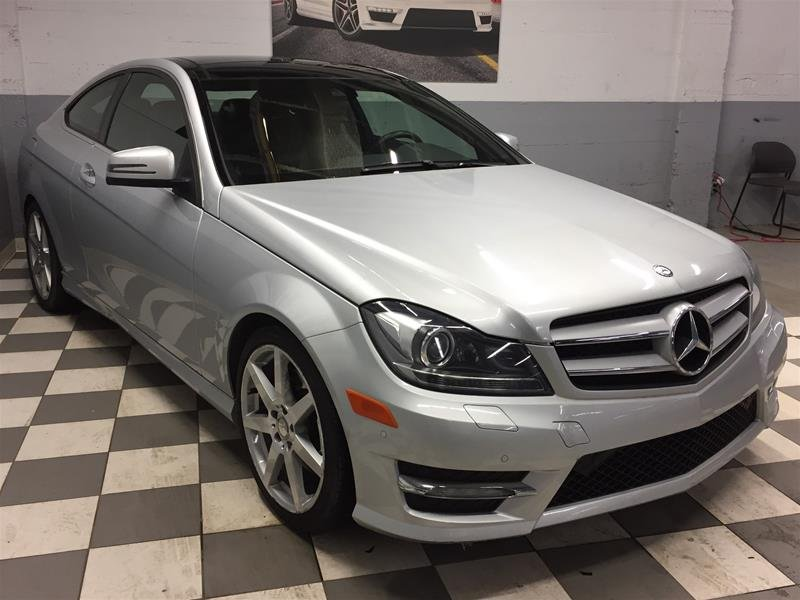 2013 Mercedes-Benz C-Class for sale in Calgary, Alberta