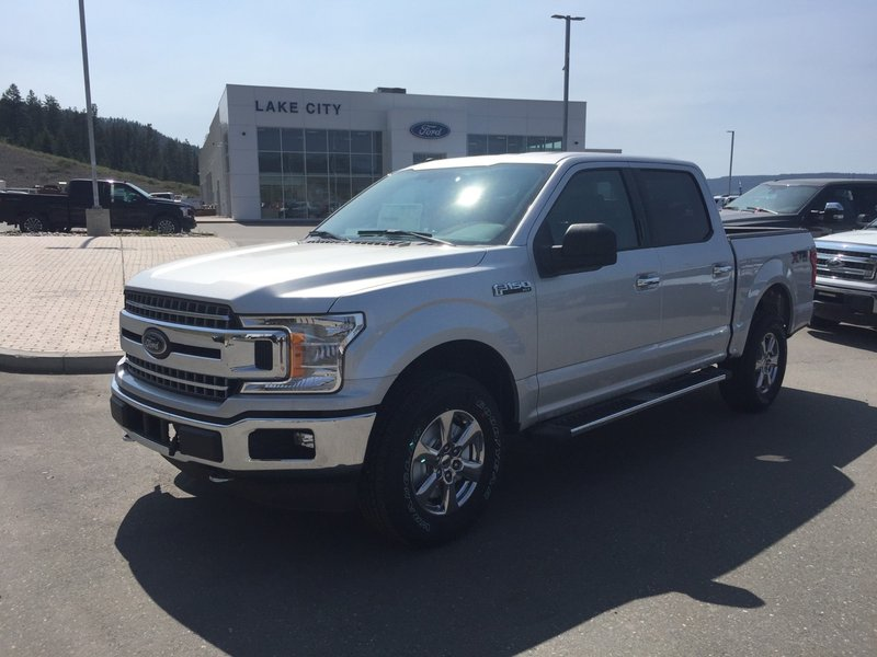 2018 Ford F-150 for sale in Williams Lake, British Columbia