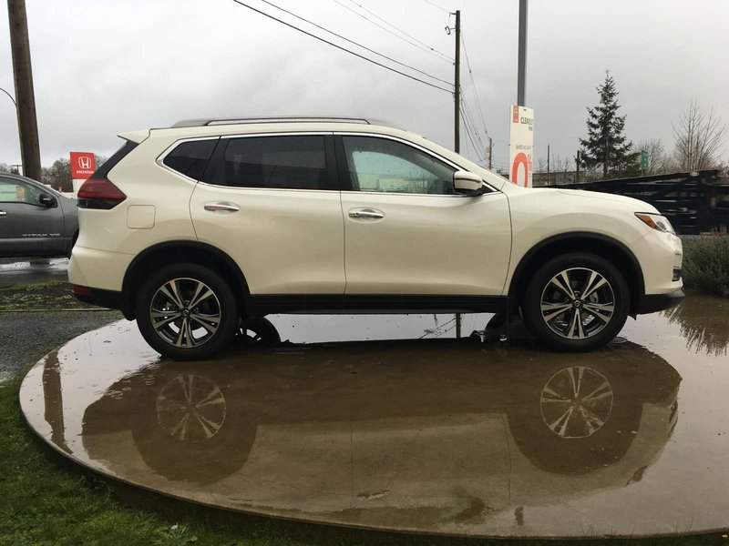 2019 Nissan Rogue for sale in Campbell River, British Columbia