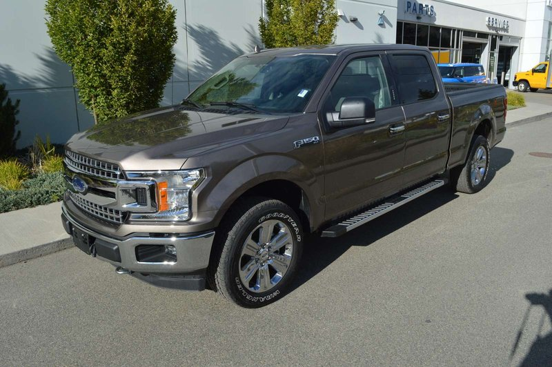 2018 Ford F-150 for sale in Kamloops, British Columbia