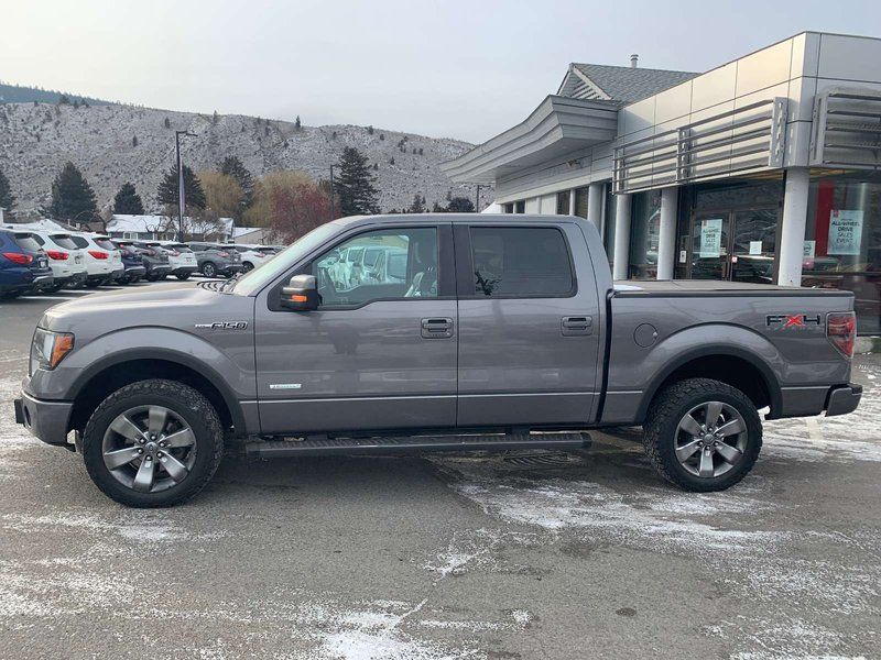 2011 Ford F-150 for sale in Kamloops, British Columbia