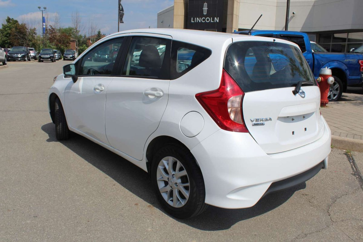 2017 Nissan Versa Note for sale in Mississauga, Ontario