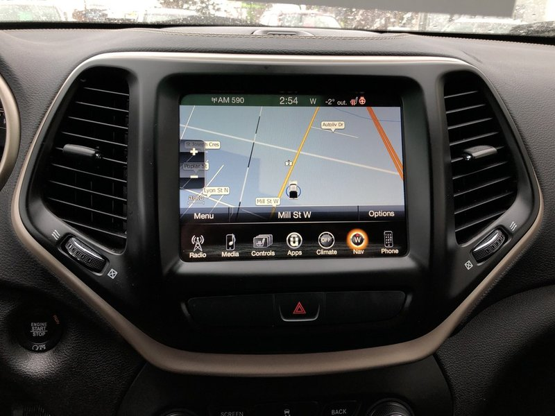 2017 Jeep Cherokee for sale in Tilbury, Ontario
