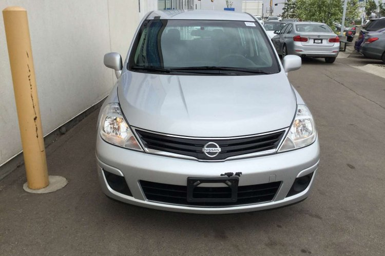 2011 Nissan Versa 1.8 S for sale in Edmonton, Alberta