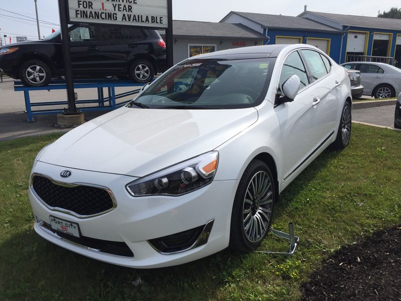2016 Kia Cadenza for sale in Saint John, New Brunswick
